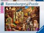 Ravensburger 19834 - Merlins Labor, Puzzle, 1000 Teile