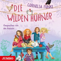 Die Wilden Hühner (MP3-Download) - Funke, Cornelia