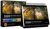 Tischkalender Die Farben der Erde 2020