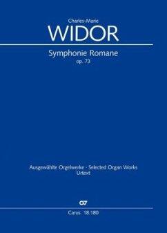 Symphonie Romane pour Orgue