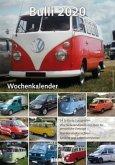 VW Bulli 2020 Wochenkalender
