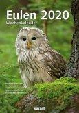Wochenkalender Eulen 2020