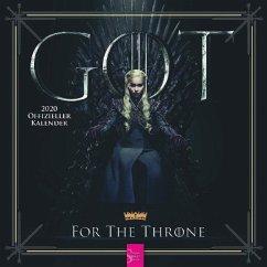 Game of Thrones 2020 - 18-Monatskalender