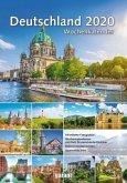 Deutschland 2020 Wochenkalender