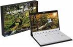 Magische Wälder Tischkalender 2020