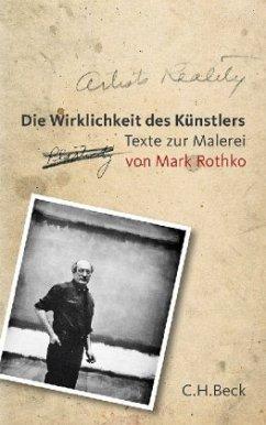 Die Wirklichkeit des Künstlers - Rothko, Mark