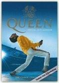 Queen 2020 - A3 Format Posterkalender