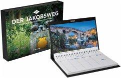 Der Jakobsweg Tischkalender 2020