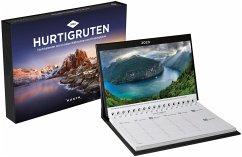 Hurtigruten Tischkalender 2020