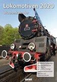 Lokomotiven 2020 Wochenkalender