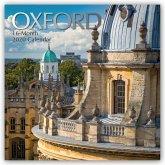 Oxford 2020 - 16-Monatskalender