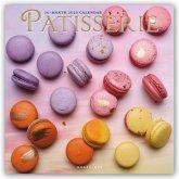 Patisserie - Feingebäck 2020 - 16-Monatskalender