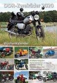 DDR Zweiräder 2020 - Wochenkalender