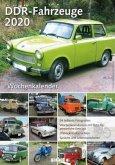 DDR Fahrzeuge 2020 Wochenkalender