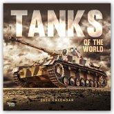 Tanks - Panzer 2020 - 18-Monatskalender