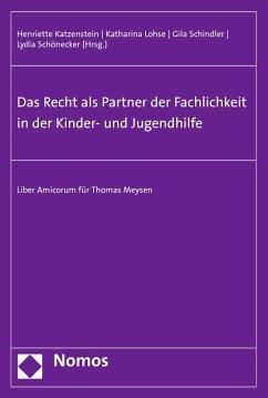 Das Recht als Partner der Fachlichkeit in der Kinder- und Jugendhilfe (eBook, PDF)