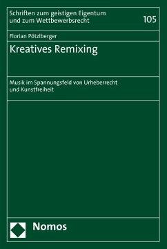 Kreatives Remixing (eBook, PDF) - Pötzlberger, Florian
