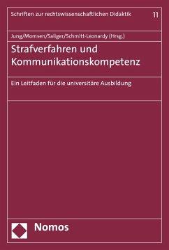 Strafverfahren und Kommunikationskompetenz (eBook, PDF)