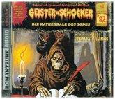Geister-Schocker - Kathedrale des Todes, 1 Audio-CD