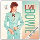 David Bowie 2020 - 18-Monatskalender
