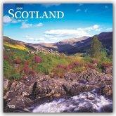 Scotland - Schottland 2020 - 18-Monatskalender mit freier TravelDays-App