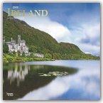 Ireland - Irland 2020 - 18-Monatskalender mit freier TravelDays-App