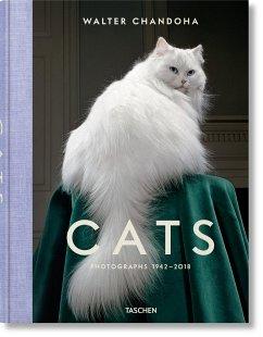Walter Chandoha. Cats. Photographs 1942-2018 - Michals, Susan