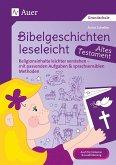 Bibelgeschichten leseleicht - Altes Testament