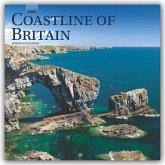 Coastline of Britain - Die Küsten Großbritanniens 2020 - 18-Monatskalender mit freier TravelDays-App
