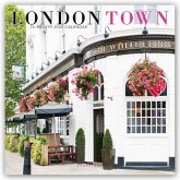 London Town - Londons Innenstadt 2020 - 16-Monatskalender