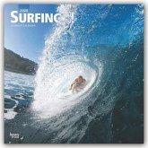 Surfing - Surfen 2020 - 18-Monatskalender