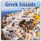 Greek Islands - Griechischen Inseln 2020