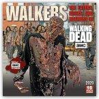 Walkers - The Eaters, Biters and Roamers of Walking Dead 2020 - 16-Monatskalender