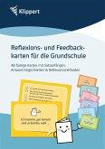 Reflexions- und Feedbackkarten für die Grundschule