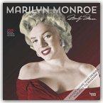 Marilyn Monroe 2020 - 18-Monatskalender