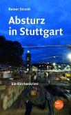 Absturz in Stuttgart