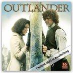 Outlander 2020 - 18-Monatskalender