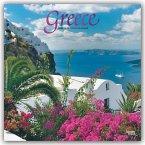 Greece - Griechenland 2020 - 18-Monatskalender mit freier TravelDays-App