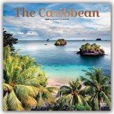 The Caribbean - Karibik 2020 - 18-Monatskalender mit freier TravelDays-App
