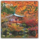 Japan 2020 - 18-Monatskalender mit freier TravelDays-App