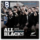 All Blacks - Rugby 2020 - 16-Monatskalender