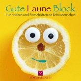 Gute Laune Block - Lustige Zitrone