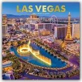 Las Vegas 2020 - 18-Monatskalender mit freier TravelDays-App