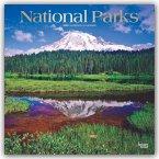 National Parks 2020 - 18-Monatskalender mit freier TravelDays-App