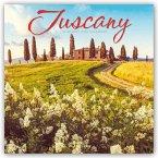 Tuscany - Toskana 2020 - 16-Monatskalender