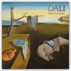 Dali Kalender 2020 - 16-Monatskalender - Dalí, Salvador