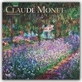 Claude Monet 2020 - 16-Monatskalender
