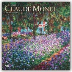 Claude Monet 2020 - 16-Monatskalender - Monet, Claude