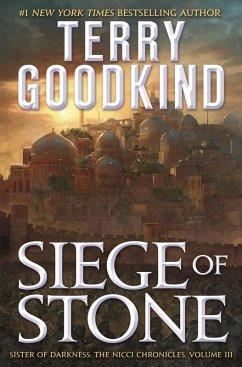 Siege of Stone (eBook, ePUB) - Goodkind, Terry