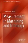 Measurement in Machining and Tribology (eBook, PDF)